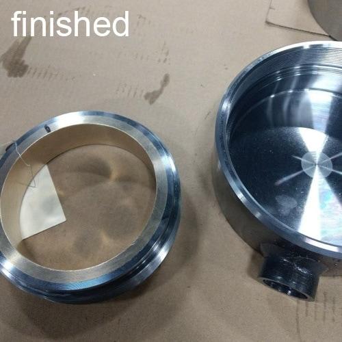 Blast Welded Hydraulic Cylinder